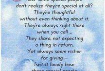 Friendship verses