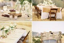 NorCal Wedding Ideas / by Shelley Morgan
