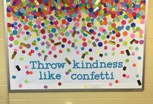 Bulletin Boards / Bulletin Board ideas for the upper elementary classroom.