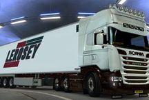 Euro Truck Simulator 2/ My Gallery