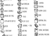 Sketchnoting et picto