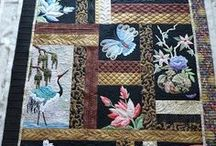 Quilts ~ Asian