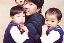 Song Triplets / Song Daehan, Song Minguk, Song Manse