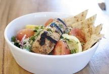 George's Greek - Soups and Salads