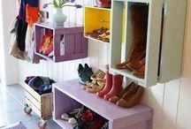 ayakkabılık tasarım