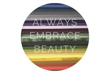 Always Embrace Beauty / At Fil Doux Textiles we are inspired by the authentic beauty that surrounds us all. We hope you join us on our journey to always embrace beauty.