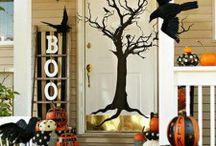 decoration halloween outdoor