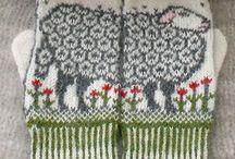 old norwegian knitting cardigans