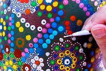 Various Dot Art