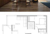 Plan houses
