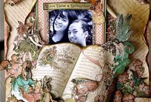 Scrapbook pages / by Bernadette Hasbani