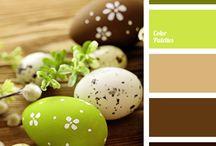 Green/ brown