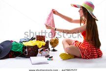 Voyage - faire sa valise