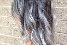 Sugerencias de peinados y colores