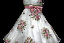 vestido de nena fiesta