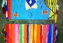 Mexican Art for school  / by Amy Ruddick-Green