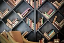 Домашние библиотеки, фишки с книгами