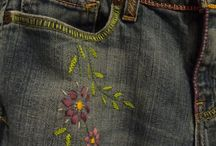 Embroidery for Denim