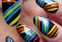 Snazzy Nails / by Jill Butterfield