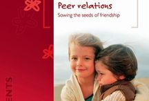 friendship / Tips on helping your kids make and maintain peer relationships