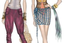Fashion IIlustrations