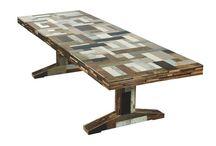 New trestle table for studio62