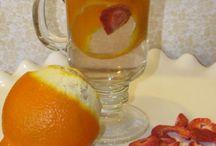 Detox drinks / Tea