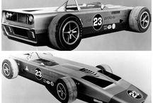 Coche de Carreras con Tecnología de Vapor F1