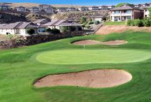 St. George Utah Golf Courses / Golf in St. George Utah is great! You get some serious bang for your buck shots complete with some beautiful Southern Utah view shed rounds. From Sky Mountain to Entrada, and all courses in between - St. George has got you covered.