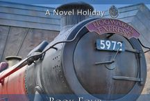 Harry Potter Places Book 4--NEWTs: Northeastern England Wizarding Treks / Visit Harry Potter Places found in Northeastern England!