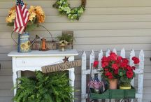 Porch / by Cathy Rouse
