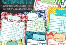 Condividere le faccende domestiche - Chore Charts