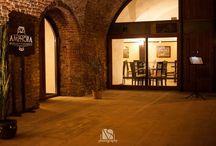 Enoteca-restaurant AMPHORA / Arta gastronomiei fine și vinuri excelente