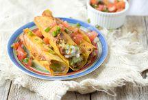 Mexican yum / by Alison Robinson