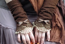 Crochet ~ Armwarmers