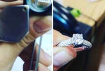 Custom Engagement Rings /  We have a talented team who carefully select diamonds of the highest quality for your jewellery and that is why Ramzi's jewellery is more shinier and beautiful! We can create your idea! WhatsApp your idea and images to us on +61 401 909 591 for a quick quote.