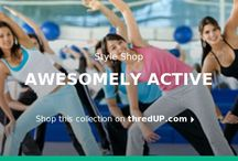 Fabulous Fitness for my Frugal Friends / fitness gear at thredUP.com