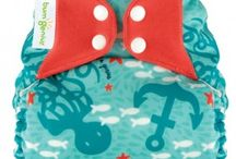 Cloth Diapers / by Rebecca Wednesday