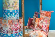 LAMPSHADES | MAIRI HELENA | SCOTTISH THISTLE / A showcase of www.mairihelena.co.uk fabric lampshades for adding a touch of modern Scotland to your home interiors. If you're looking for luxury interior accessories, Scottish design, colourful patterns and velvet soft furnishings then check out this board!