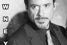 Robert DOWNEY (iron man)