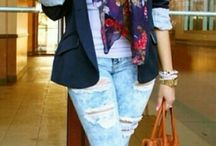 Outfits - Spring / Autumnal