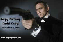 Tough Guy Birthdays / Birthdays of Tough Guy Actors. For more Tough Guy quotes and trivia visit www.toughguywisdom.com