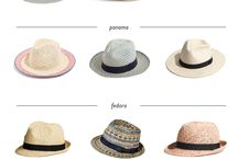 alexandra via rossi / hat  accesories and dresses