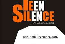 Teen Silence Campaign