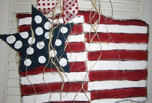 Bringing Back Burlap / Everything BURLAP!!! Wreaths, Banners, Signs, ETC.... / by Amy Stratton