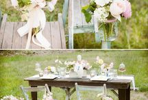 Going to The Chapel// Decor / Twee, Rustic, Vintage / by Dana Berry