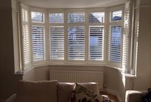 Our Installations / Some of the blinds, shutters & awnings that we have fitted recently!