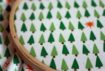 Evergreen fabrics / by Spoonflower
