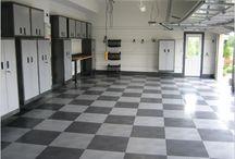 Garage Remodel / by Emily Burton