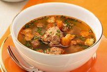 soep met pesto